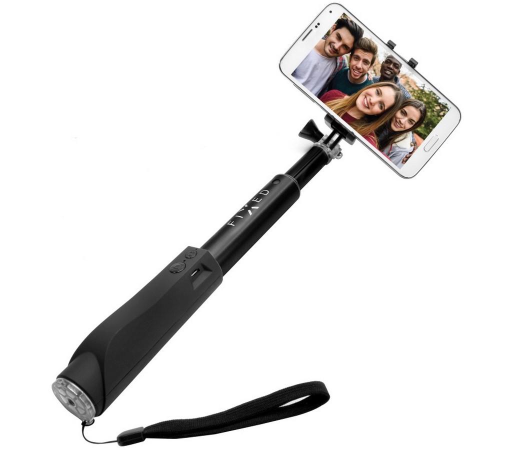 FIXSSBTBK Selfie Stick Black FIXED
