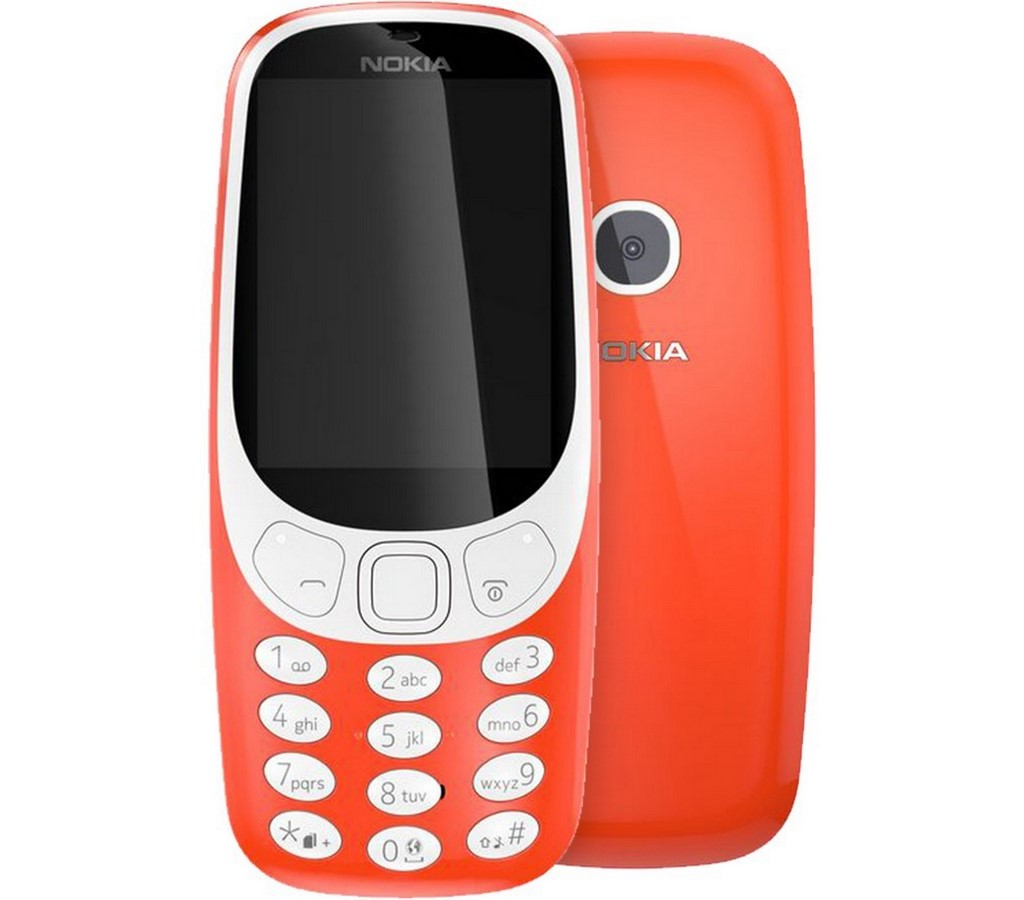 3310 DS RED NOKIA