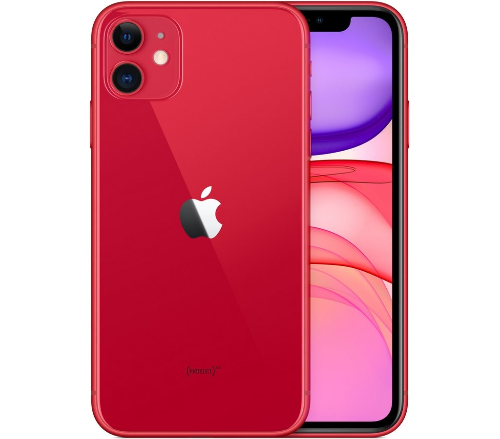 iPhone 11 64GB Red APPLE