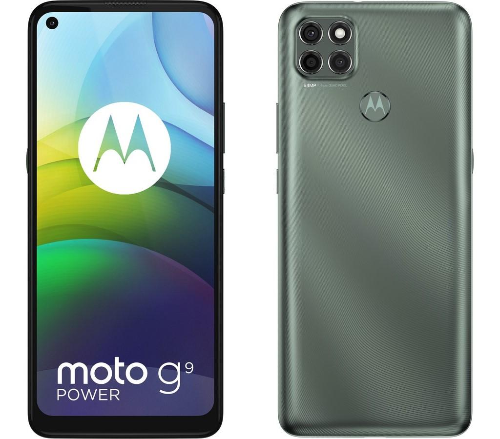 Moto G9 Power 4+128GB Met. Sage MOTOROLA