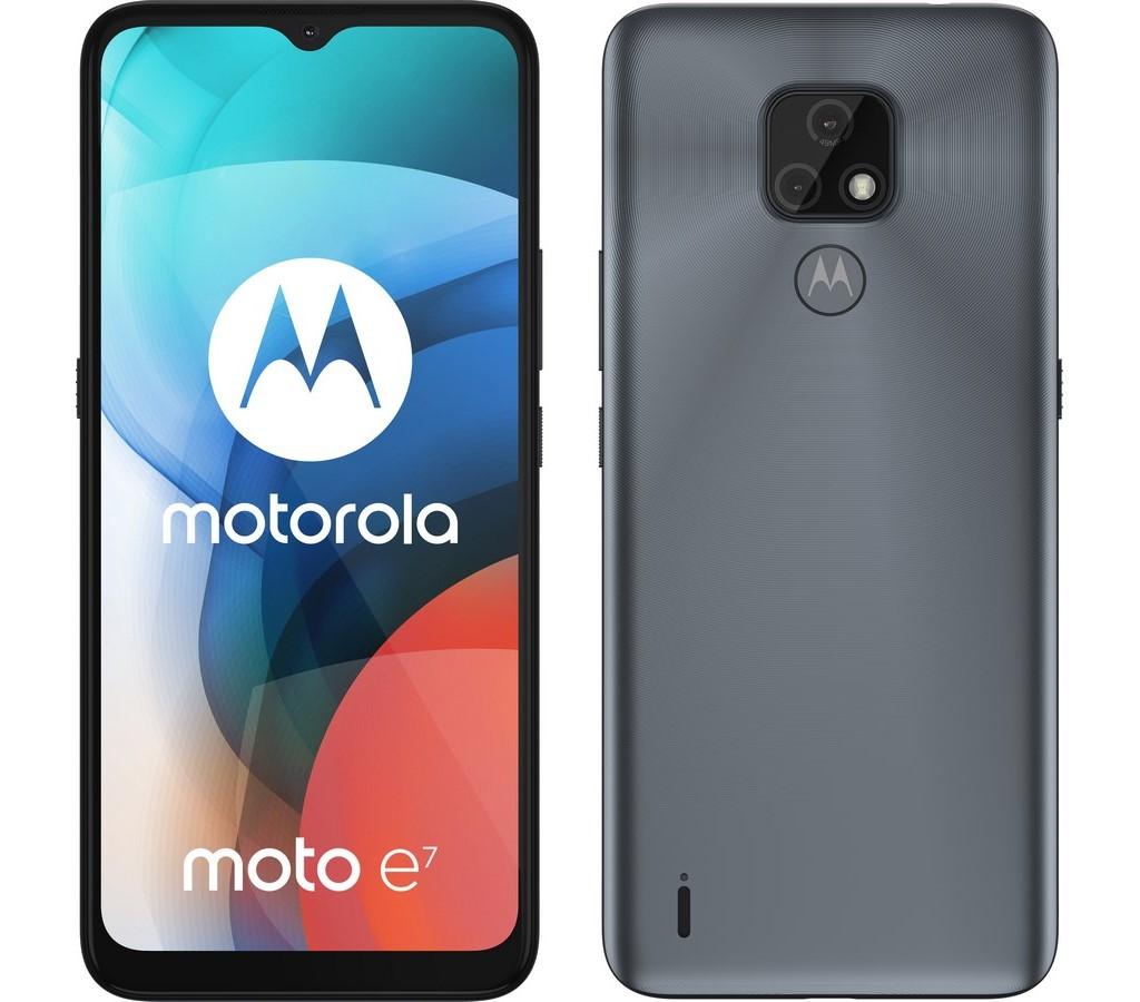Moto E7 2/32GB DS Ice Flow MOTOROLA