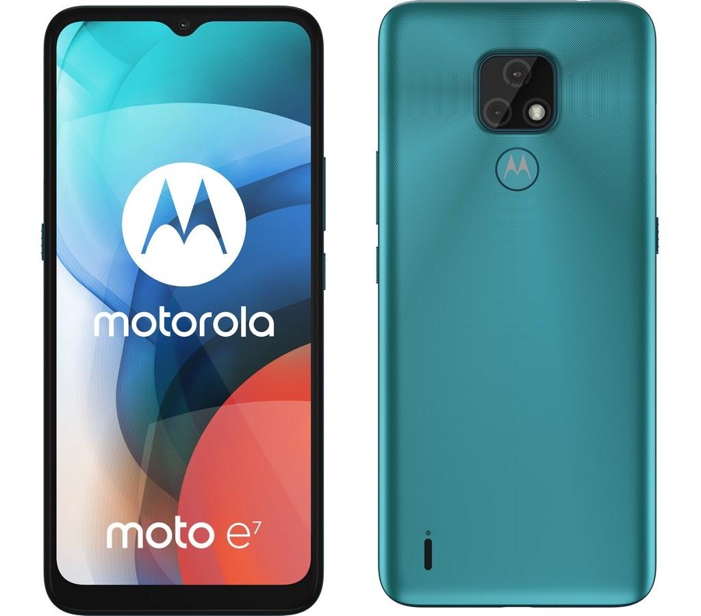 Moto E7 2/32GB DS Aqua Blue MOTOROLA