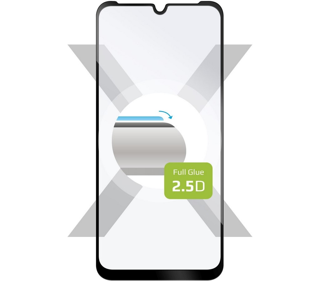 Ochranné sklo Motorola Moto E6i FIXED