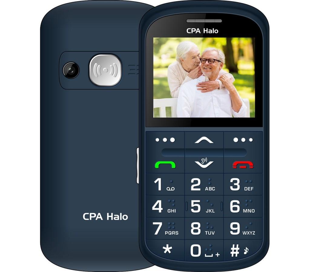 HALO 11 Pro Senior modrý CPA