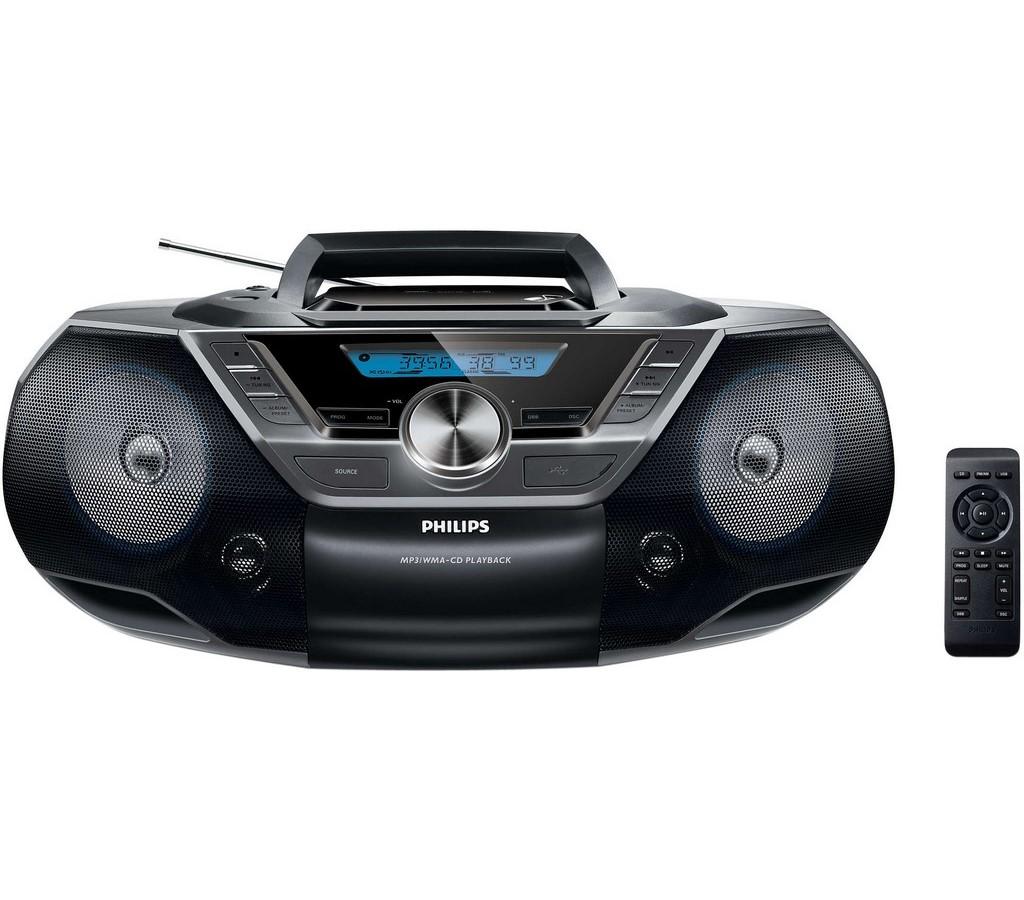 AZ780/12 přenosné rádio s CD PHILIPS