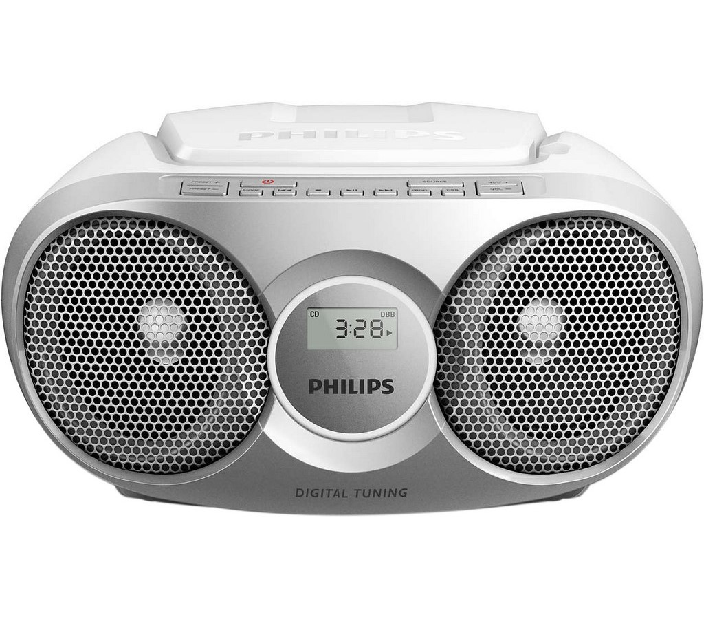 AZ215S/12 rádio s CD PHILIPS