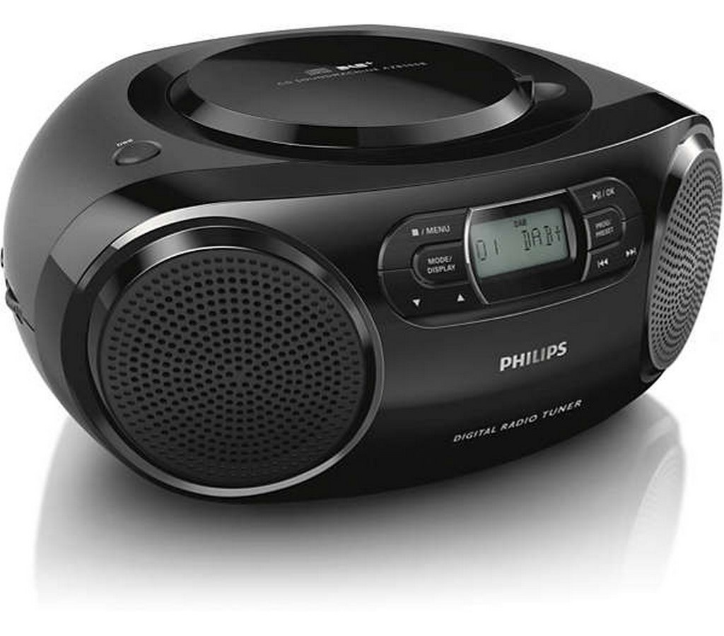 AZB500/12 rádio s CD/DAB PHILIPS