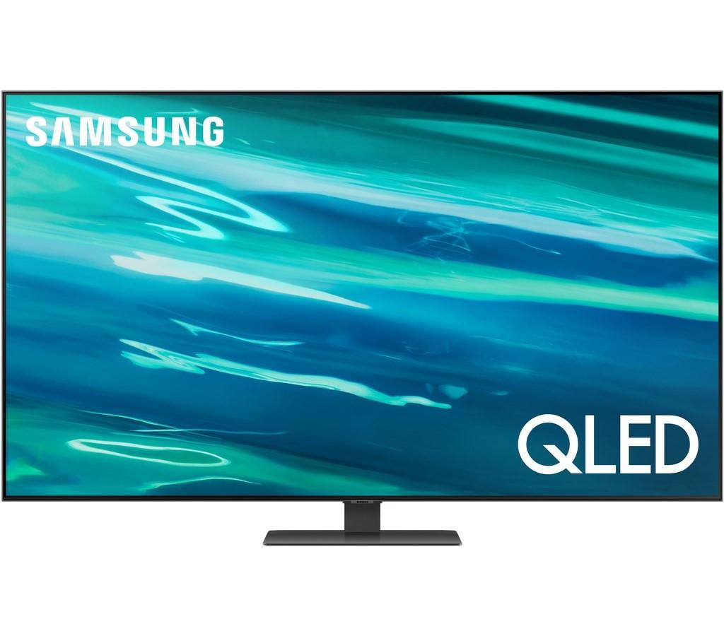 QE75Q80A QLED ULTRA HD LCD TV SAMSUNG