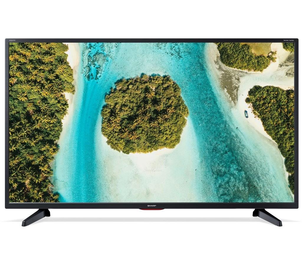 42CF5E FHD 100Hz, DVB-S2/T2 H265 SHARP