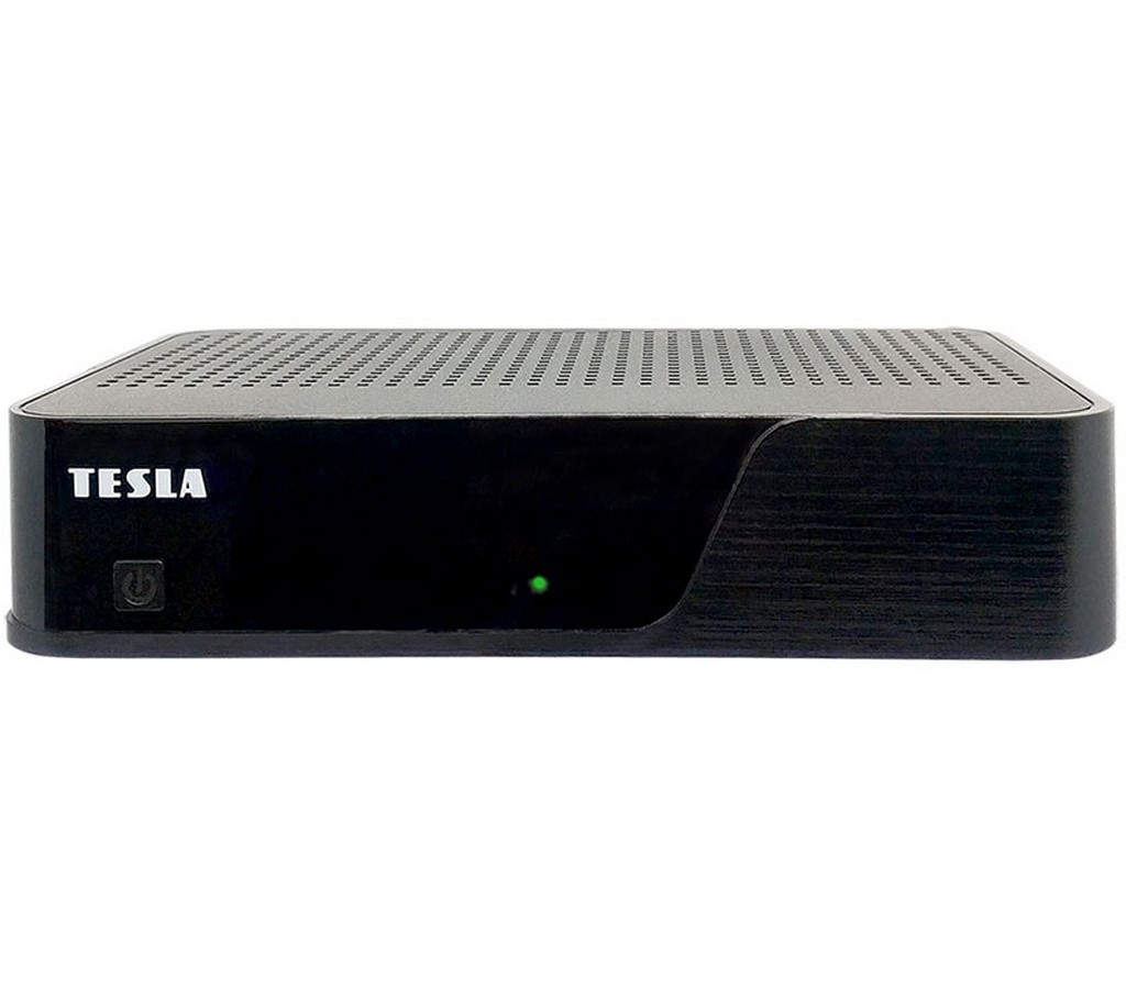 TESLA HYbbRID TV T200 box T2 HEVC HbbTV