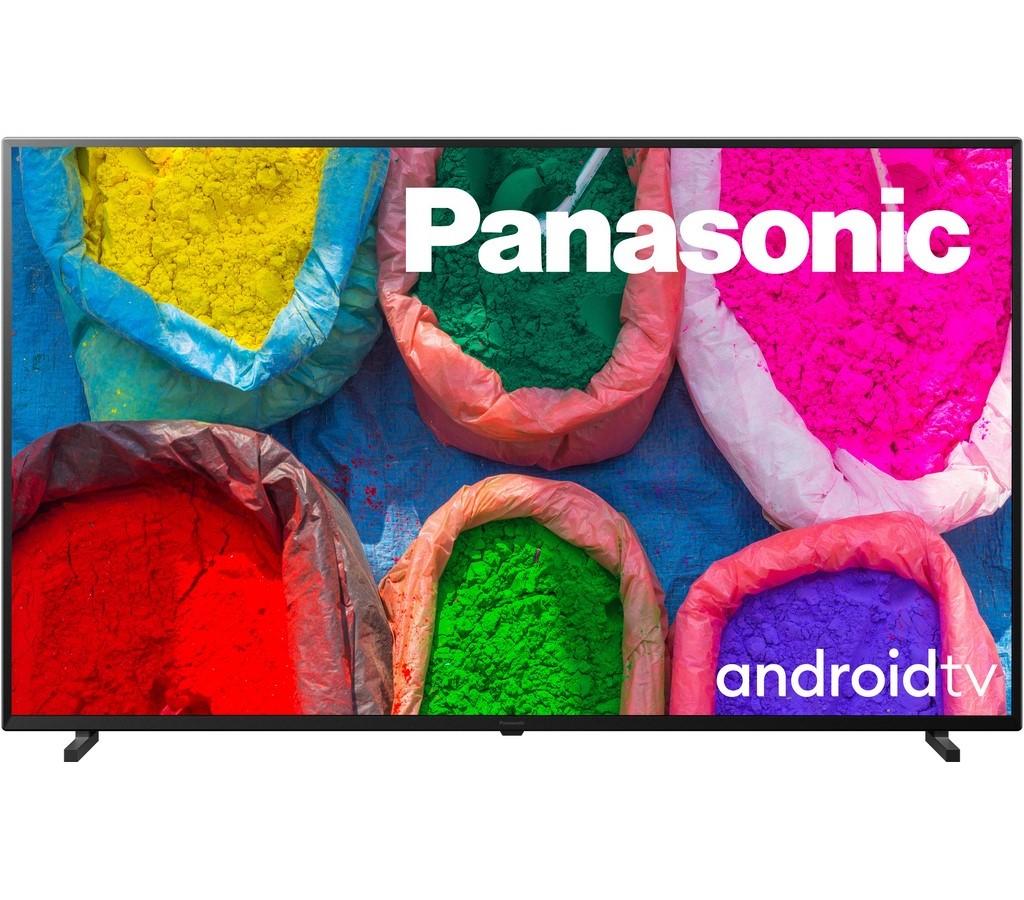 TX 58JX800E LED ULTRA HD TV PANASONIC
