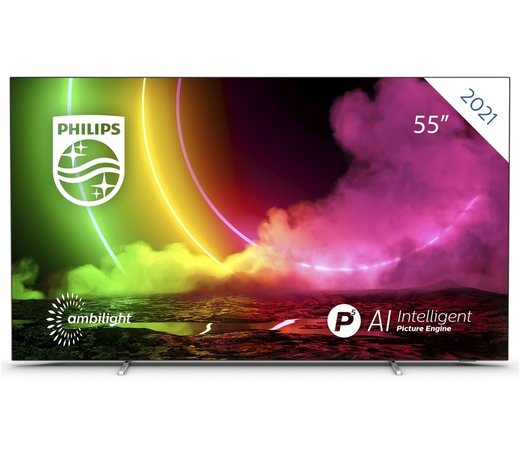 55OLED806/12 AMBILIGHT ANDROID PHILIPS