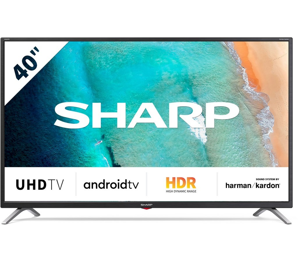 40BL3EA 4K ULTRA HD ANDROID TV SHARP