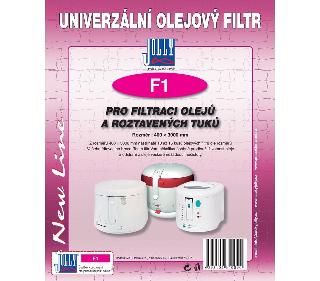 F 1 OLEJOVÝ FILTR JOLLY