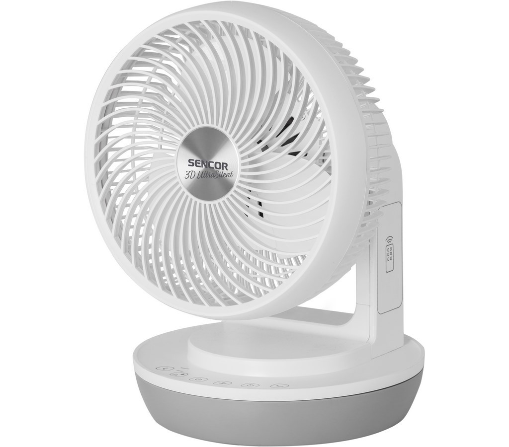SFE 2340WH stolní ventilátor SENCOR