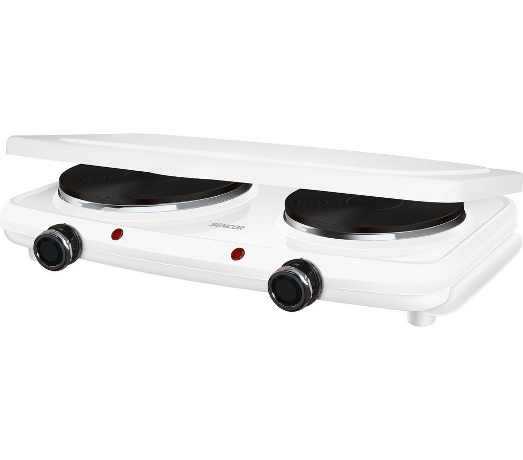 SCP 2271WH-EUE4 vařič dvouplot. SENCOR