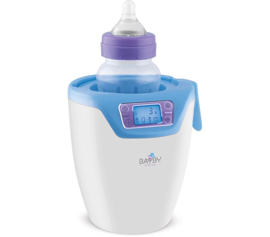 BBW 2030 Ohřívač kojen.lahví 4v1 BAYBY