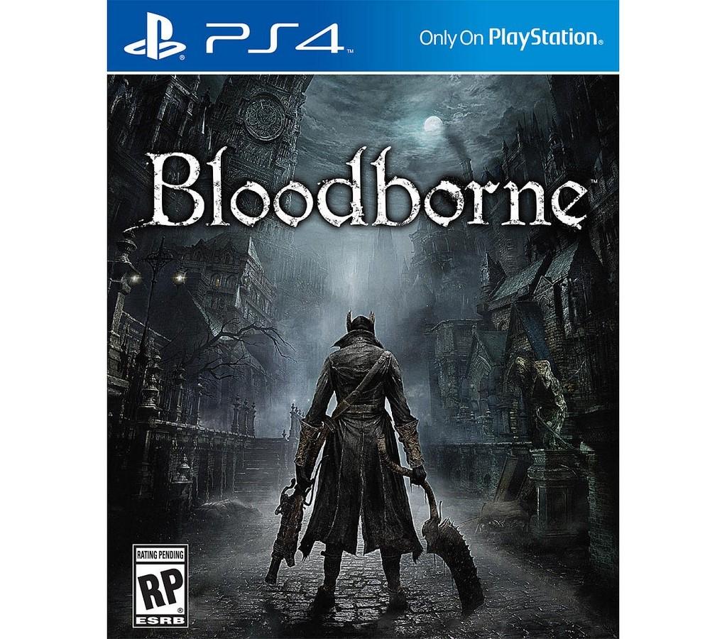 Bloodborne hra PS4 SONY