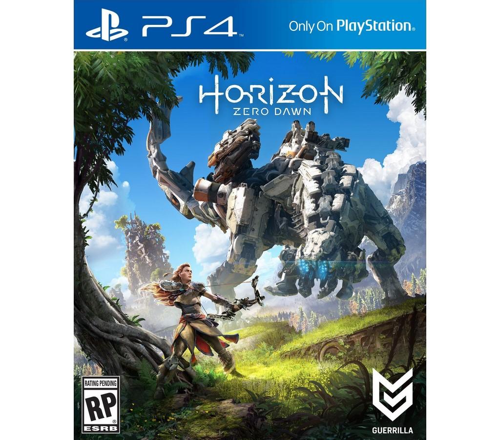Horizon Zero Dawn hra PS4 SONY