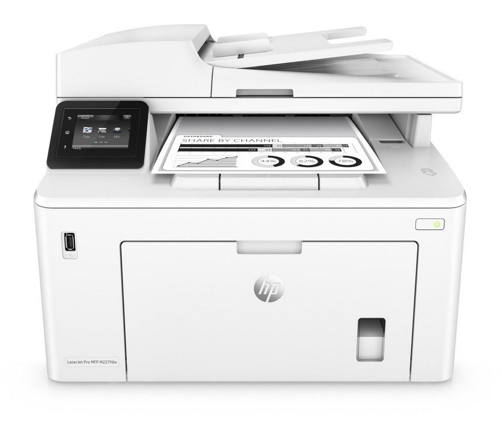 LaserJet Pro MFP M227fdw HP