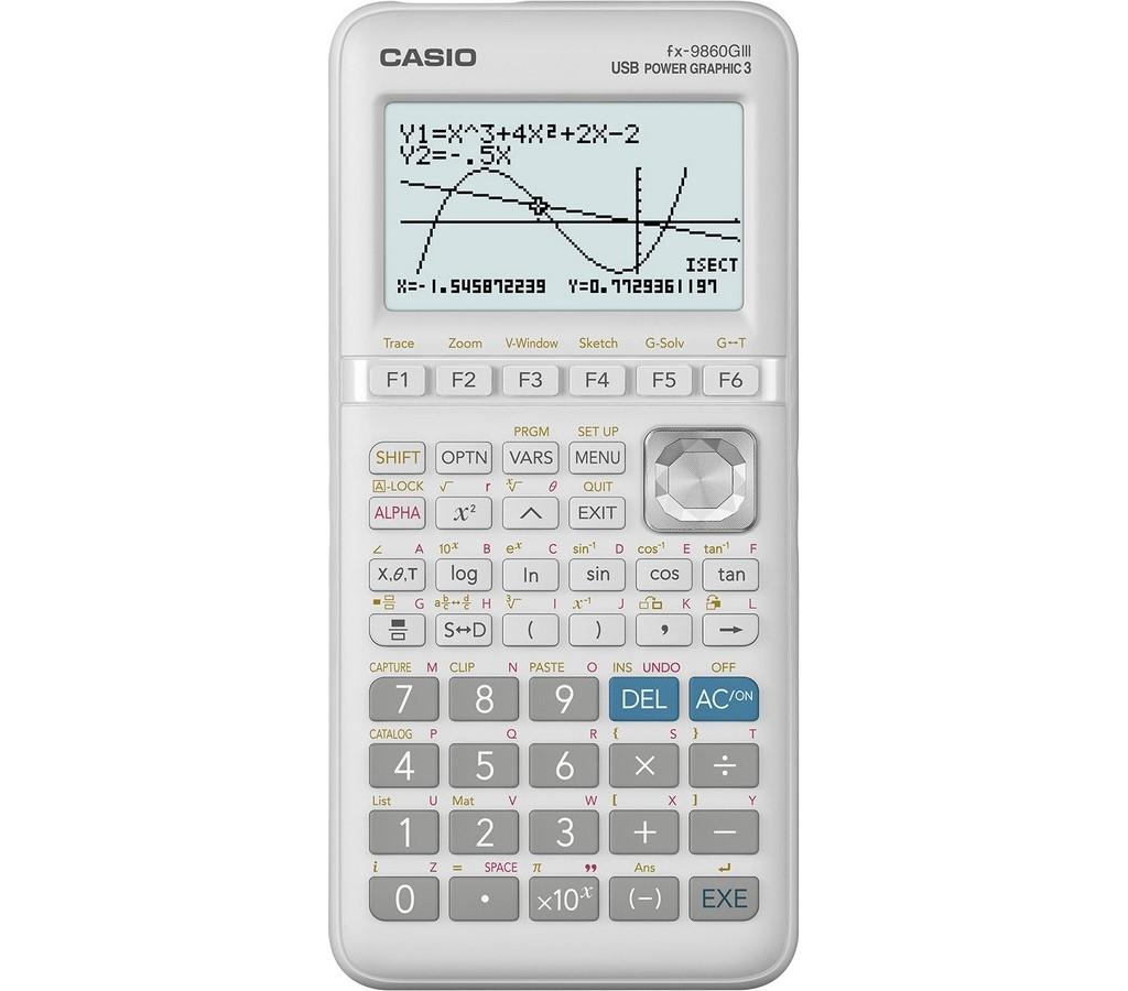 FX 9860G III CASIO