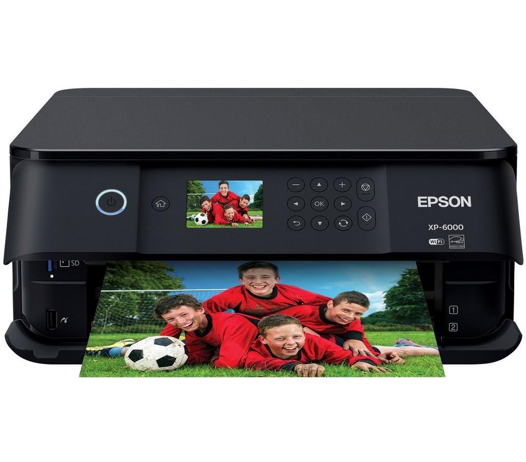 XP-6000 ink multifunkce WiFi USB EPSON