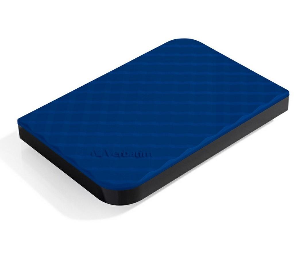 HDD 1TB USB 3.0 modrý 53200 VERBATIM
