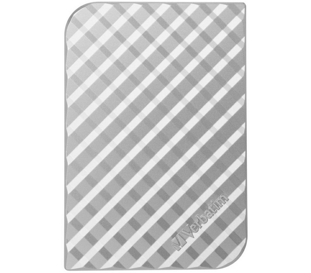 HDD 2TB USB 3.0 stříbrný 53198 VERBATIM