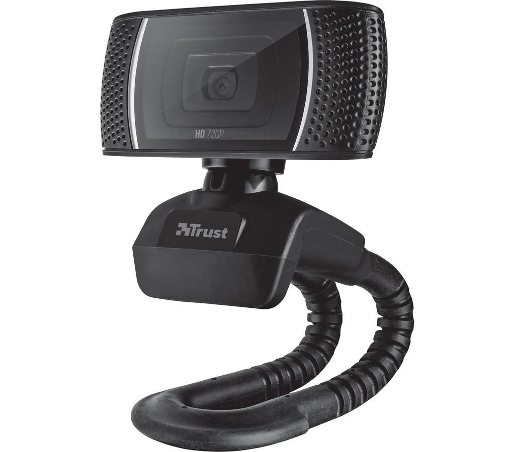 18679 Trino HD Webcam 8Mpx 720p TRUST