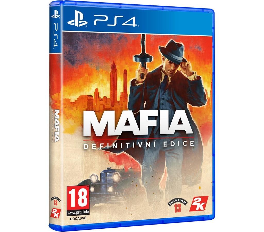Mafia I Definitive Edition hra PS4
