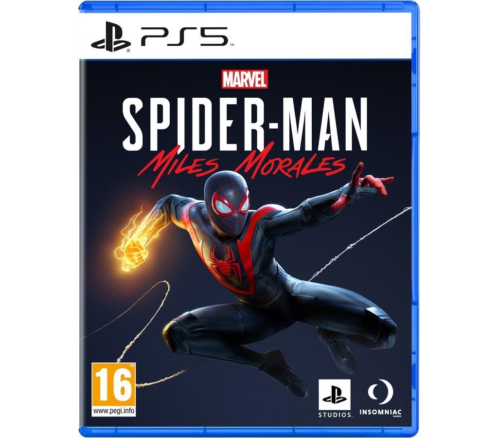 Marvels Spider-Man Miles Morales hra PS5
