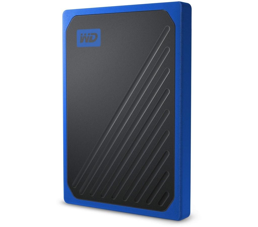 My Passport Go externí SSD 500GB Č/M WD