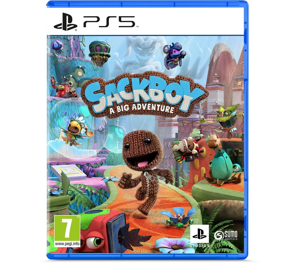 Sackboy A Big Adventure! hra PS5