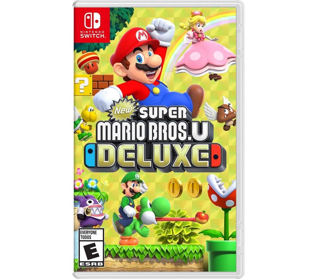 New Super Mario Bros U Deluxe NINTENDO
