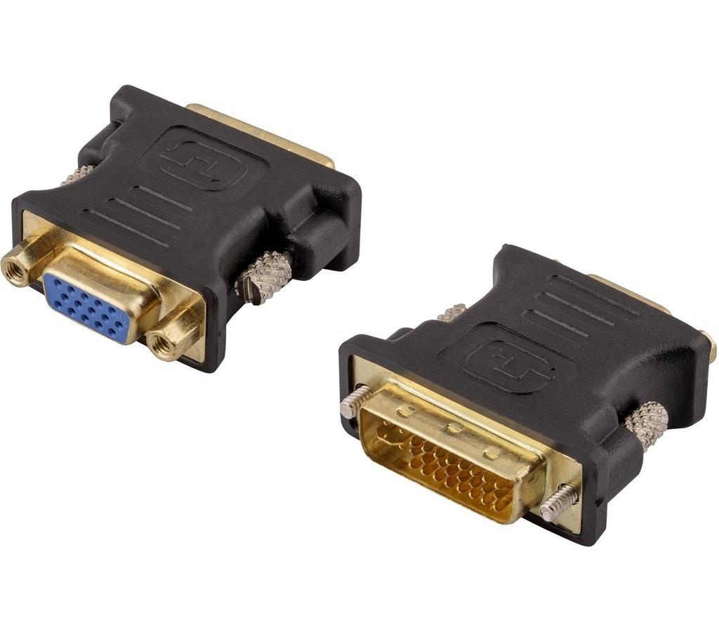 SCO 101-000 Adaptér DVI M - VGA F SENCOR