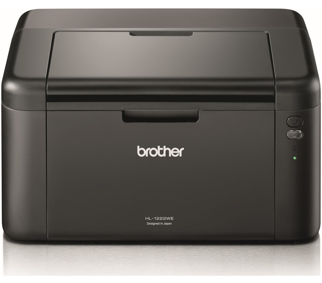 HL-1222WE laserová tiskárna BK BROTHER