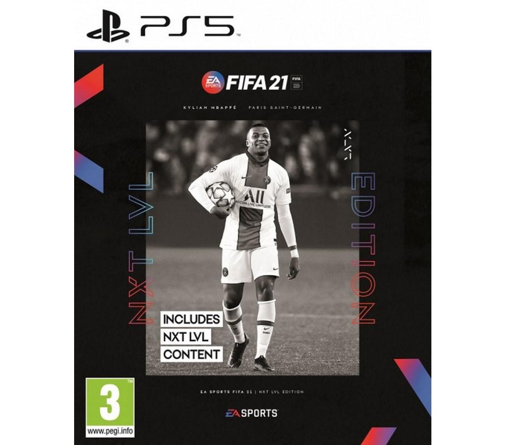 FIFA 21 hra PS5 EA