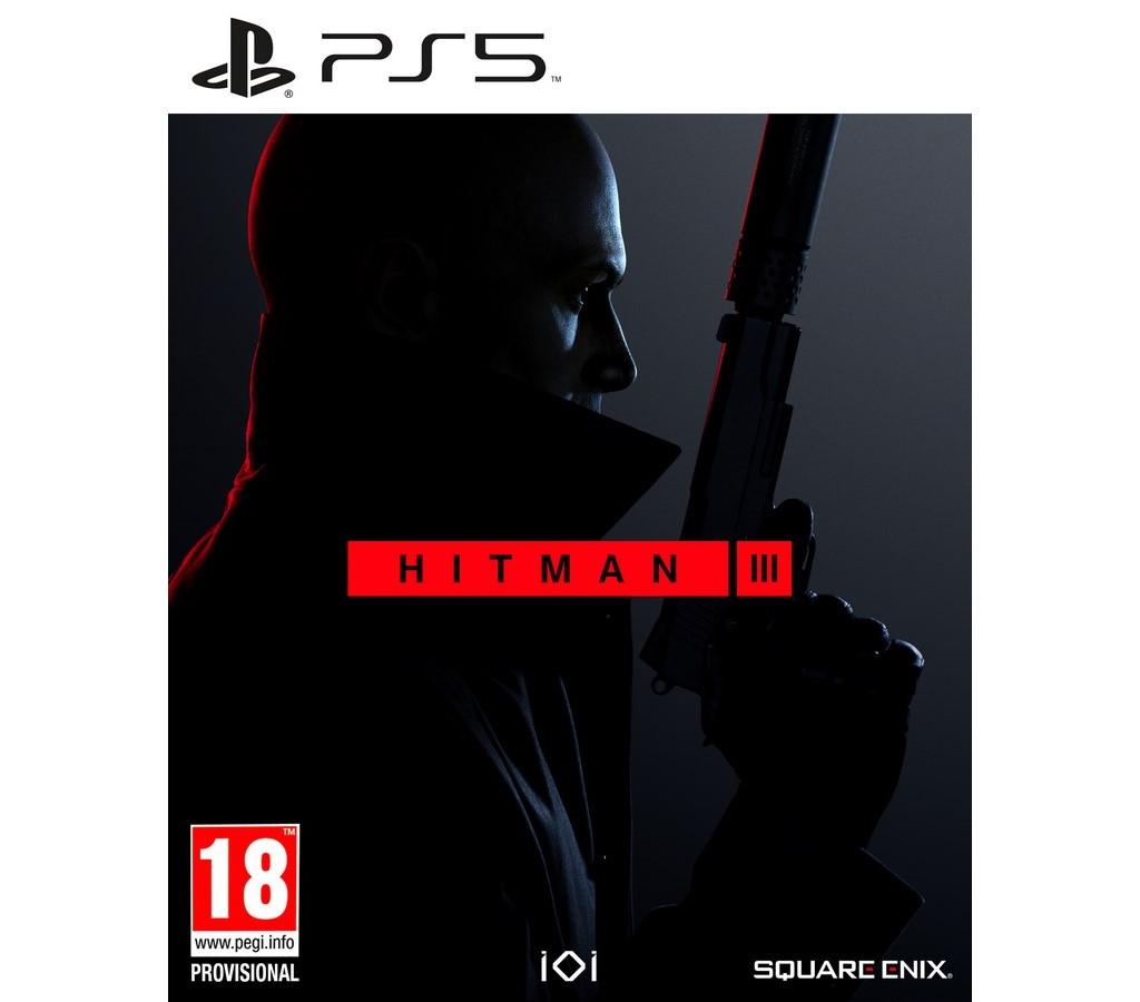 HITMAN 3 hra PS5