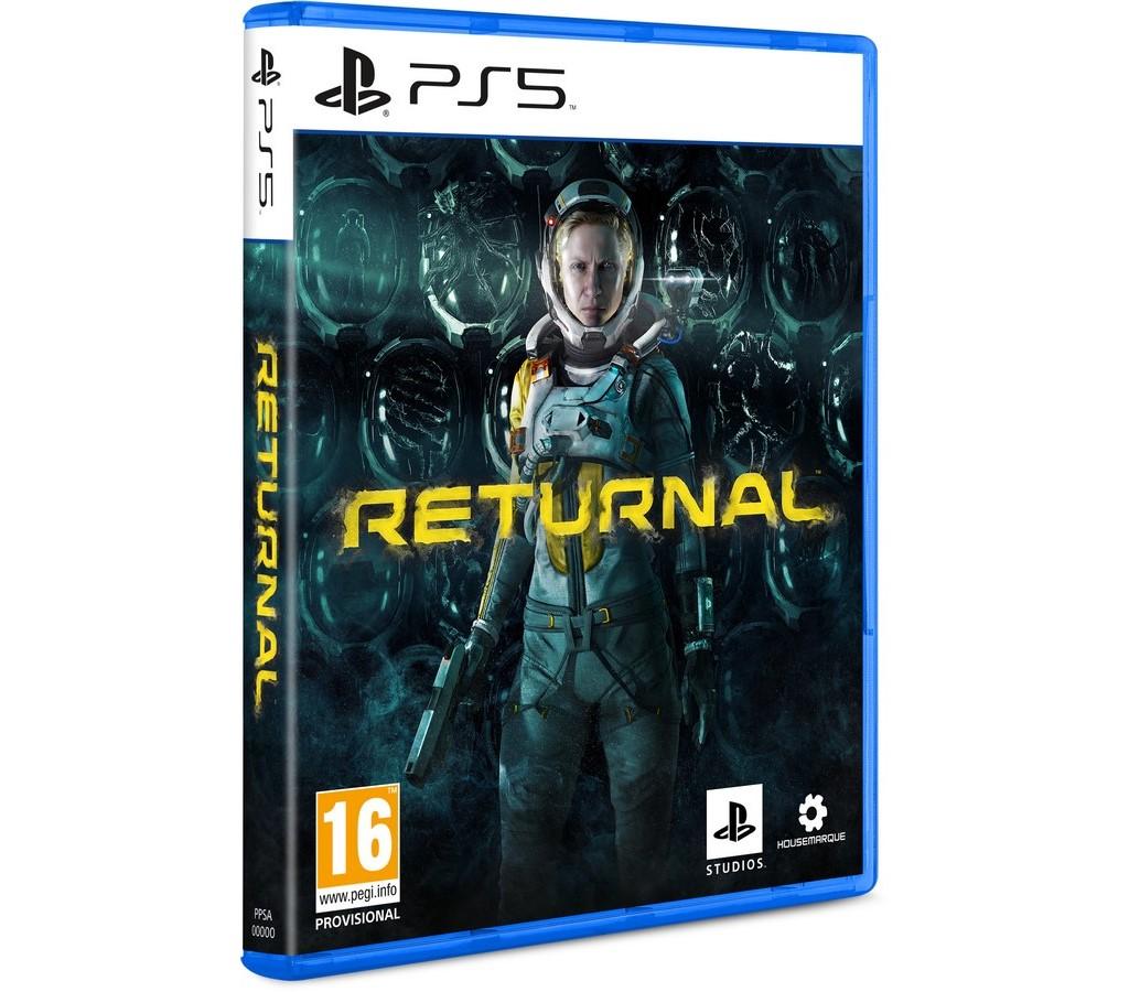 Returnal hra PS5