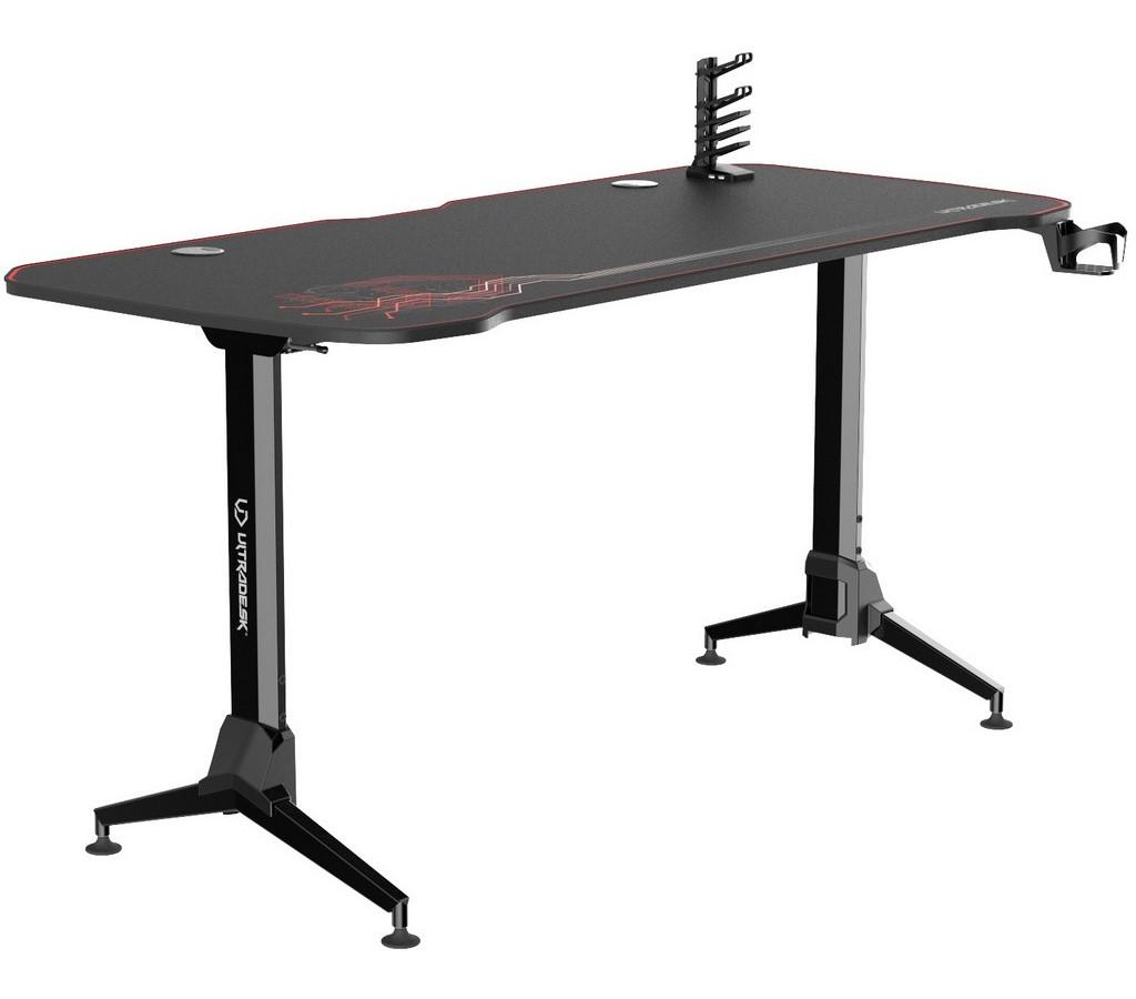 Herní stůl GRAND RED ULTRADESK
