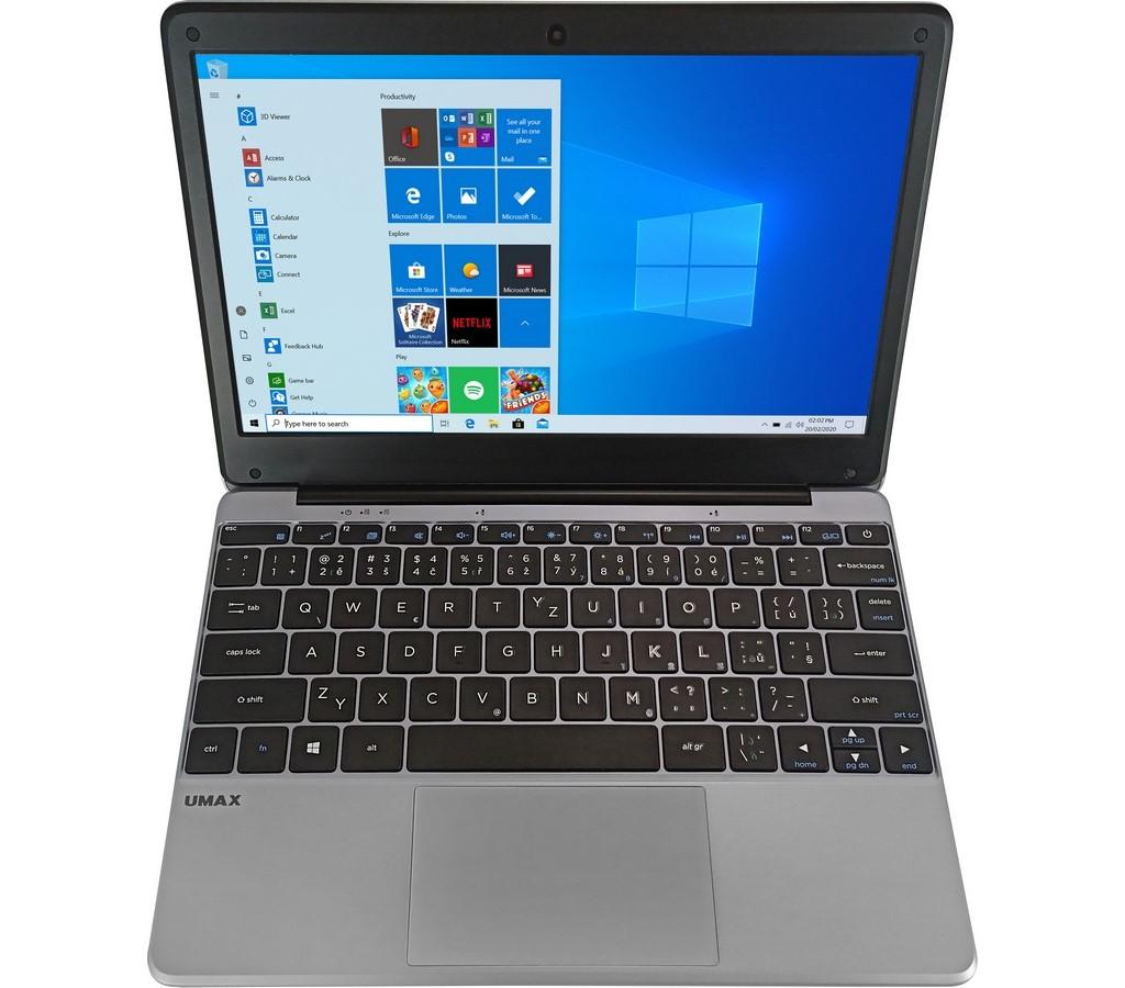 VisionBook 12Wr Gray 4G 64G W10Pro UMAX
