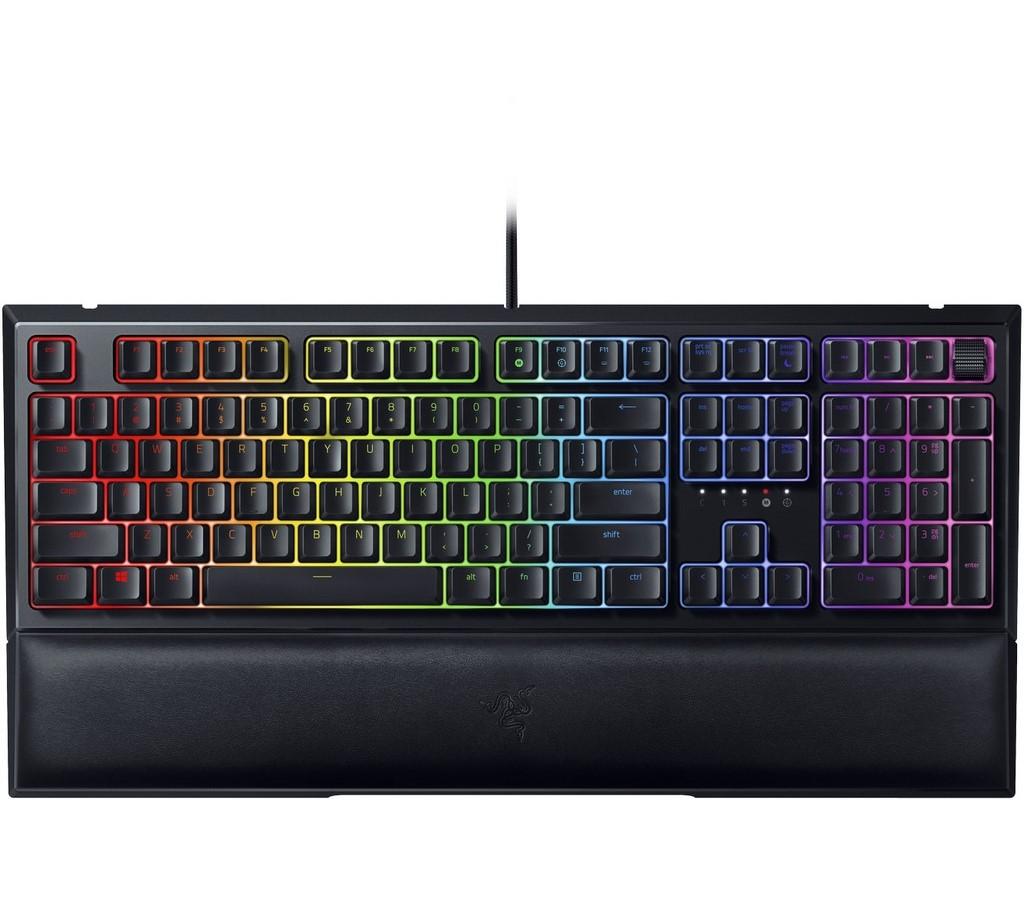 ORNATA V2 US herní klávesnice RAZER