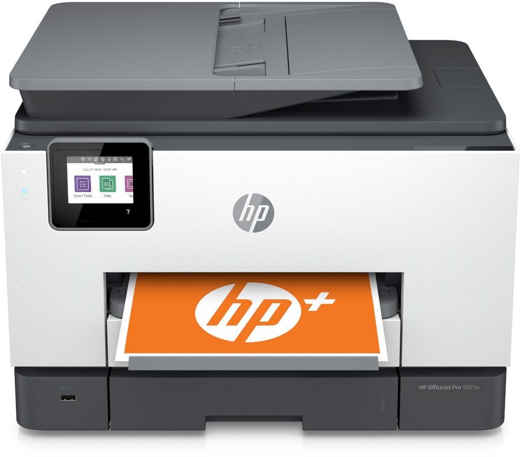 Officejet Pro 9022e WiFi LAN fax HP