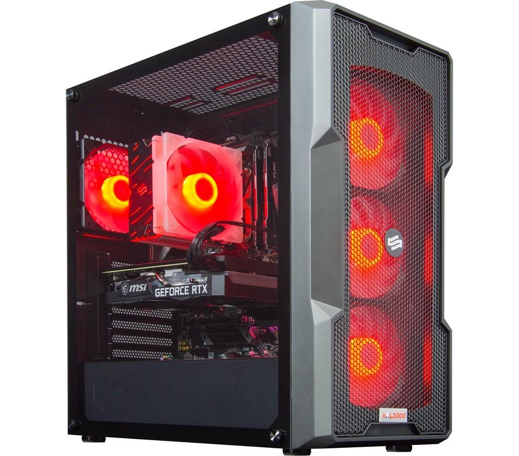 Alfa Gamer Pro 3060 AMD R5 5600X HAL3000