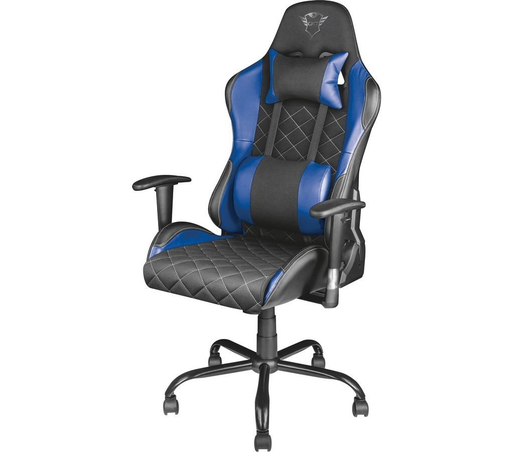 GXT707B Resto Gaming Chair Blue TRUST