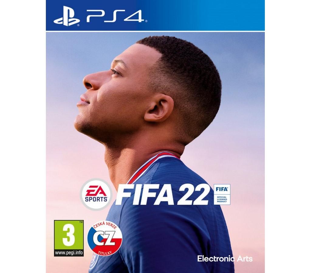 FIFA 22 hra PS4 EA