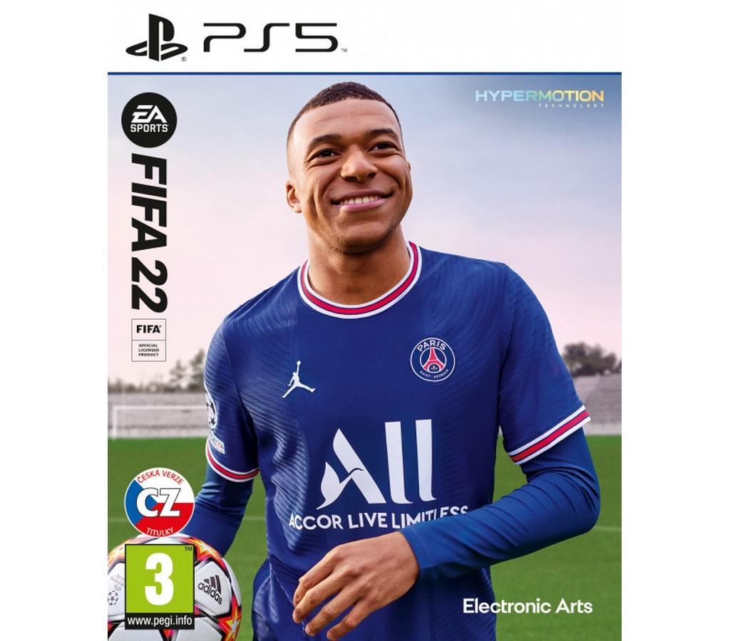 FIFA 22 hra PS5 EA