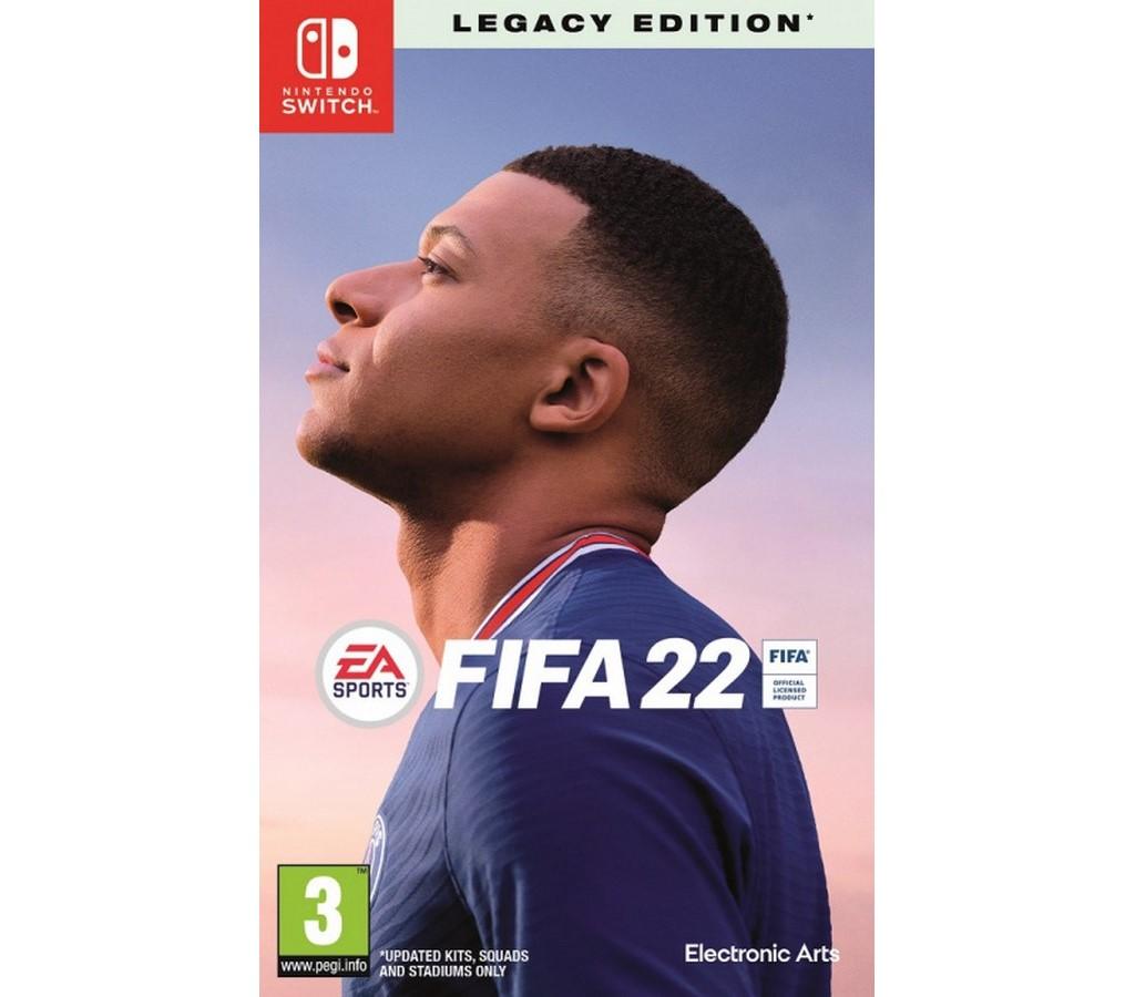 FIFA 22 hra NINTENDO