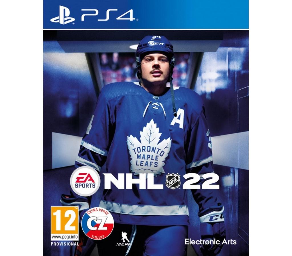 NHL 22 hra PS4 EA