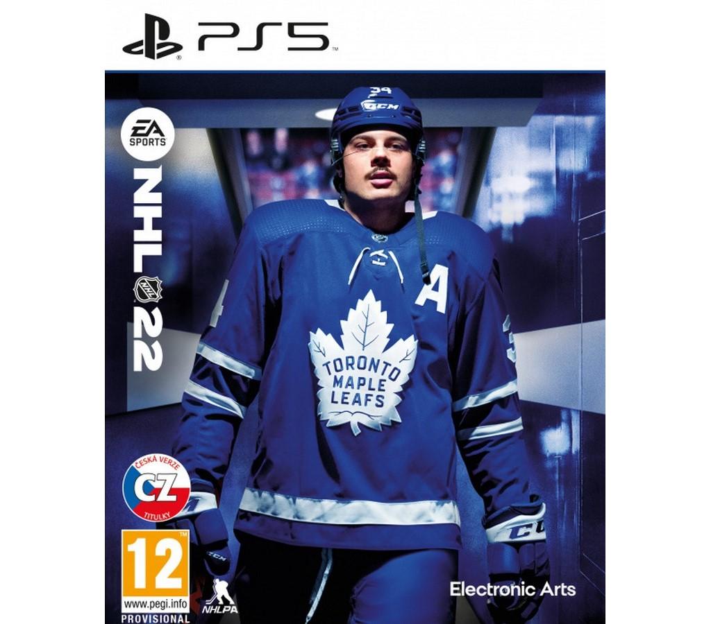 NHL 22 hra PS5 EA